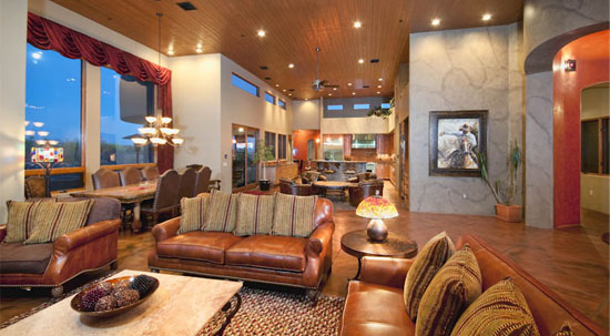 Custom Home Interior Designers in Catalina Foothills  AZ Insight Homes
